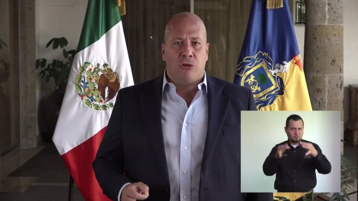 Anuncia gobernador de Jalisco fase 2 del Plan Jalisco Covid-19