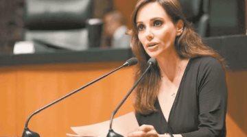 """""""Bola de corruptos... Espero que los metan a la cárcel a todos"""" afirma Lilly Téllez, tras reciente denuncia de Lozoya"""