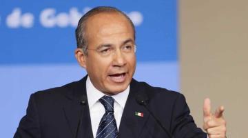 """""""Nos van a hacer los mandados"""" asegura Calderón; acusa a AMLO de buscar revancha política con el caso Lozoya"""