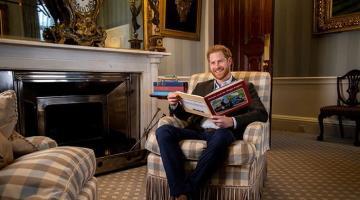 De Buckingham a Netflix, príncipe Harry participa en capítulo de Thomas y sus amigos