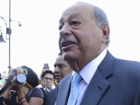 Slim está hospitalizado para ser monitoreado, está muy bien: Arturo Elías Ayub