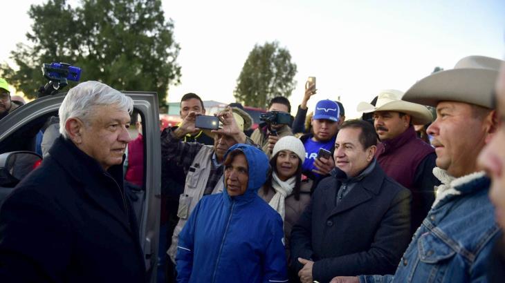 Retomaría Andrés Manuel giras en Estados con banderazos de inicio del Tren Maya y visitas a refinerías