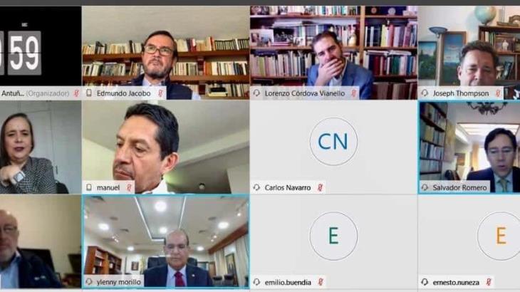Presenta INE recurso de anticonstitucionalidad al decreto presidencial que modifica publicidad en radio y televisión