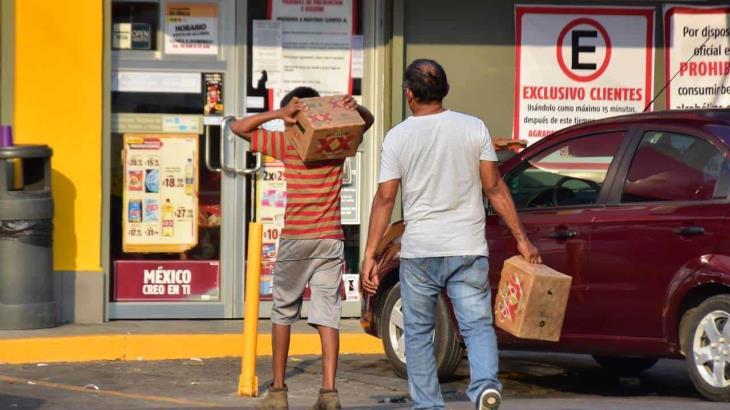 Reitera Gobierno que Ley Seca permanecerá en Tabasco, hasta que pase la emergencia