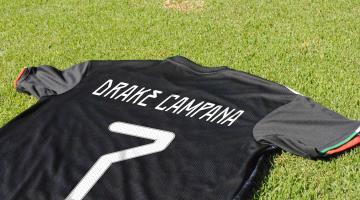 ´El Tri´ ya decidió: es Drake Campana; le regalan jersey