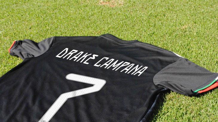 'El Tri' ya decidió: es Drake Campana; le regalan jersey