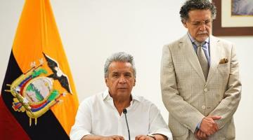Anuncia Ecuador cierre de embajadas y empresas públicas ante crisis por coronavirus