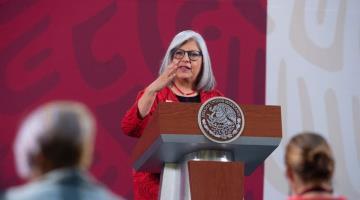 Asegura Economía que se priorizará la salud de los mexicanos al reabrir cadenas de suministro con Estados Unidos