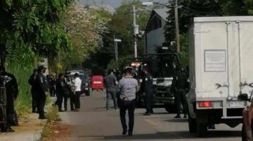 Intentan robar camión con abarrotes en ranchería Anacleto Canabal