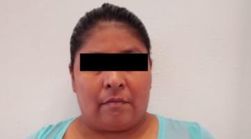 Detienen en Huimanguillo a mujer acusada de corrupción de menores; las víctimas son sus hijas