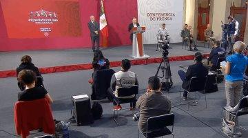 """""""Baja ligeramente"""" en México cifras de homicidios dolosos y feminicidios en abril: Durazo"""