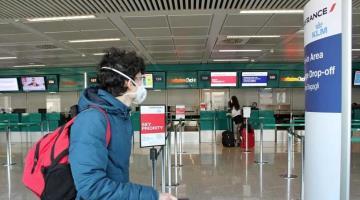 Anuncia Italia reapertura de sus aeropuertos a partir del 3 de junio