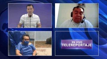 """""""Quedarse encerrado no se compara con lo que se vive en el hospital"""": Pepe Chablé"""