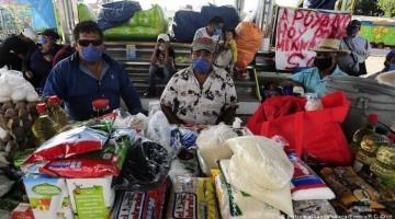 Estima ONG que coronavirus dejará 29 millones de nuevos pobres en Latinoamérica