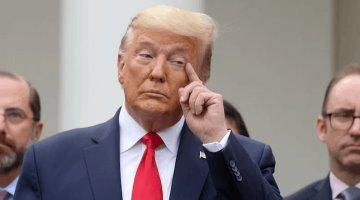 Trump dice que la incompetencia de China provocó una matanza mundial