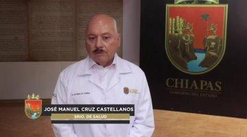 Responde Chiapas que en toda su frontera con Guatemala hay ´verdaderos filtros´ sanitarios