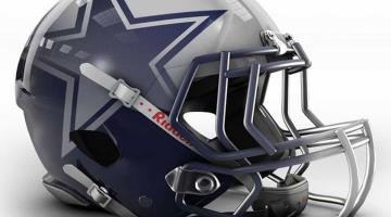NFL diseña cascos con filtros anti coronavirus
