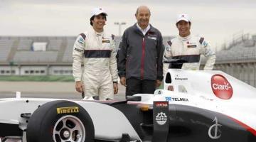 Racing Point tiene problemas financieros pero mucho talento: Checo Pérez