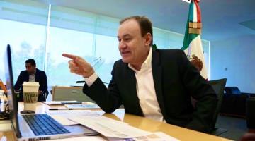 Toca madera Alfonso Durazo para que sigan sin presentarse saqueos a comercios durante la cuarentena