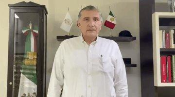 """Implementará Tabasco """"medidas adicionales"""" para disminuir contagios de COVID-19, adelanta Gobierno"""