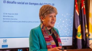 Necesitamos una economía resiliente, inclusiva y de baja en carbono después de la pandemia: CEPAL