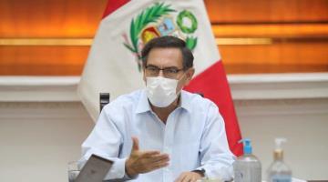 Extiende Perú cuarentena hasta el 30 de junio