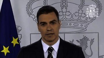 Declarará España Luto Nacional de 10 días por víctimas de Covid-19