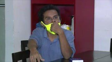 Paciente recuperado de Covid-19 exhorta a tabasqueños a no tomar la enfermedad como relajo