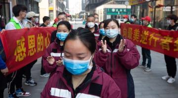 China registra su primer día sin contagios ni fallecidos por Covid-19
