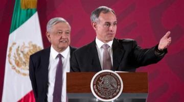 Anuncia López Obrador que la OMS invitó a López-Gatell para ser parte de un grupo de expertos