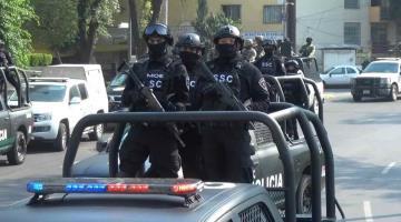 Detienen a sujeto con 4 millones de pesos en efectivo en la CDMX