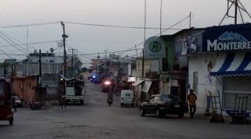 Desalojan a vendedores ambulantes en Ocuiltzapotlán