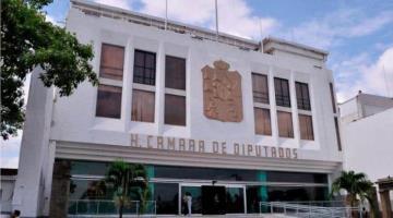 Recibe Congreso petición del Poder Ejecutivo para declarar desaparición del Ayuntamiento de Jalapa