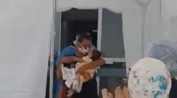 Tras ocho días internada, bebé de 5 meses toca ´Campana de la Vida´ y vence el Covid-19 en Tabasco