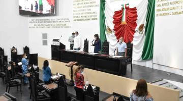 Dictamina hoy Comisión de Gobernación desaparecer poderes en Jalapa
