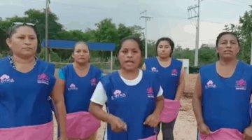 "Se declaran en resistencia civil costureras de la cooperativa ""Exótica Textiles"""
