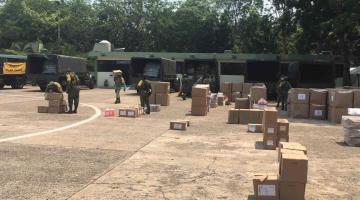 Activan hospital militar de Villahermosa para atención de pacientes Covid