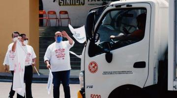Autoriza gobernador de Jalisco a 55 mil empresas regresar a sus labores el primero de junio