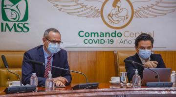 Cubrebocas será obligatorio en la nueva normalidad que se vivirá en México, adelanta López-Gatell
