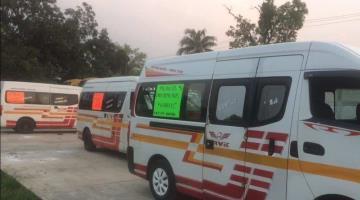 Amplían transportistas rutas de transporte gratuito para personal médico