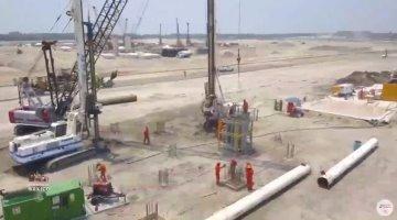 Avanza Samsung en construcción de planta de refinería de Dos Bocas