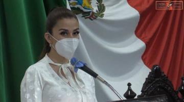 Plantea Beatriz Milland castigar con hasta ocho años delito de suplantación de identidad en Tabasco