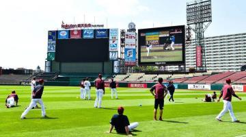 Japón pone fecha para reinicio del beisbol