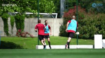 Zlatan sufre ´grave´ lesión en el AC Milan