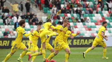 Gana el BATE la Copa de Bielorrusia... con aficionados