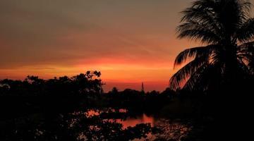 Las mejores horas del día para disfrutar del paisaje de la Laguna de las Ilusiones