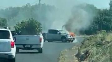Enfrentamientos en Michoacán entre grupos criminales desatan psicosis en tres municipios