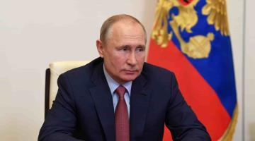 Promulgan en Rusia, ley que permitiría a Putin continuar en el poder hasta 2036