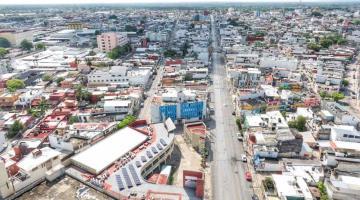 El municipio de Centro está cerca de superar los 2 mil positivos y es que ya van 3 mil 360 casos de COVID 19 en Tabasco