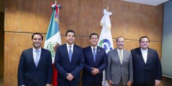 Urgen Gobernadores del PAN a Salud Federal, ratifique públicamente el nuevo acuerdo para la reapertura
